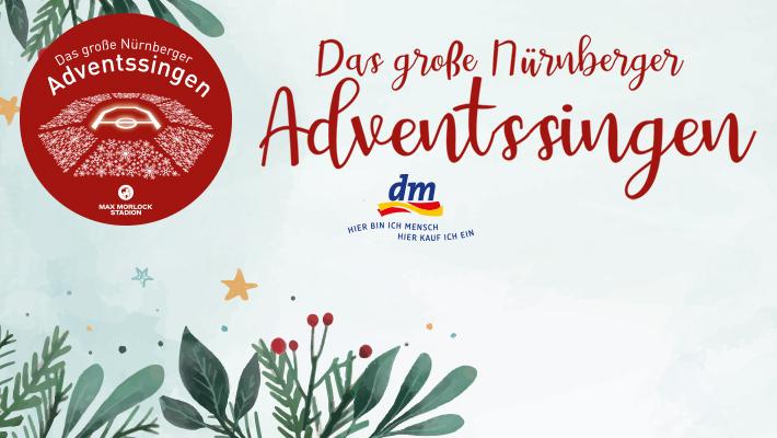 Das große Nürnberger Adventssingen