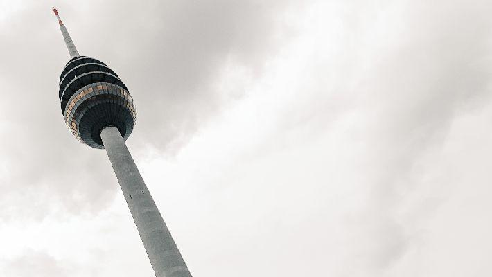 Der Nürnberger Fernsehturm wird zum Baudenkmal!