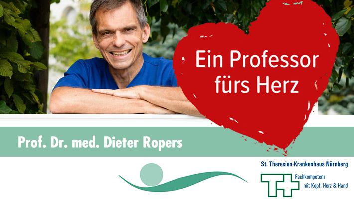 Ein Professor fürs Herz - Ein Podcast des St. Theresien-Krankenhauses Nürnberg